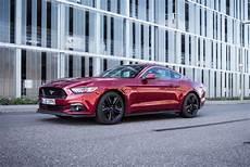 Ford Mustang Facelift 2018 Erste Details Durchgerutscht