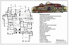 image result for 20000 square foot house plans courtyard