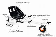 Hoverboard Mit Sitz - hoverseat hoverkart hoverboard self balance scooter e