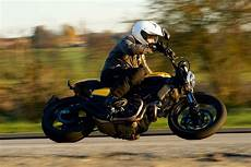 Essai Ducati Scrambler 800 Throttle Tout Pour Le