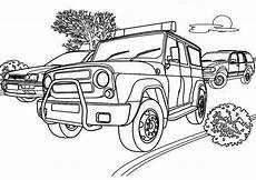 tactical team car coloring page color