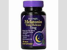 melatonin dosage chart for children