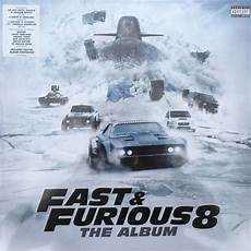 the fast and the furious 8 fast furious 8 the album 2017 vinyl discogs