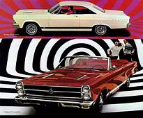 66 Ford Fairlane  Muscle Car Ads