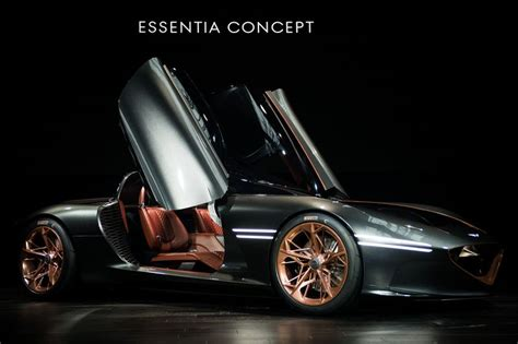 Genesis Shows `turning Point' Battery Car