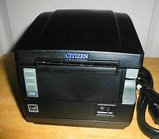 citizen ct s651 point of sale thermal receipt printer