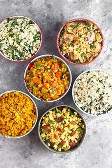 whole30 cauliflower rice recipes try these 6 today
