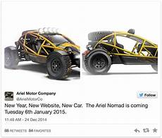 Une Ariel Atom Version Dune Buggie Quot Shut Up And Take My