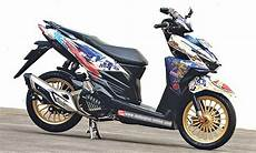 Modifikasi Honda Vario 150 by 50 Gambar Modifikasi Honda Vario 150 Esp Terbaru Modif Drag