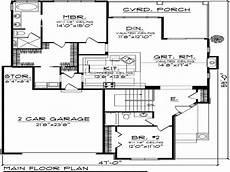 2 bedroom cottage floor plans 2 bedroom cottage house plans 2 bedroom house plans with