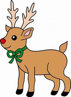 Reindeer Clipart Free nosed reindeer clipart free clip