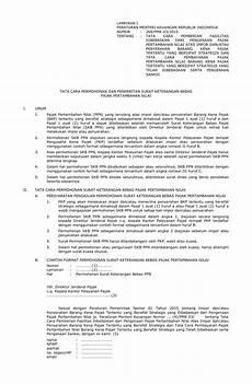contoh surat keterangan pembatalan faktur pajak contoh seputar surat
