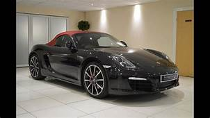 Porsche Boxster 34 981 S Convertible At Baytree Cars