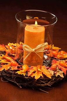 Do It Yourself Ideas For Decorations by Diy Table Decor Fall Mygourmetconnection