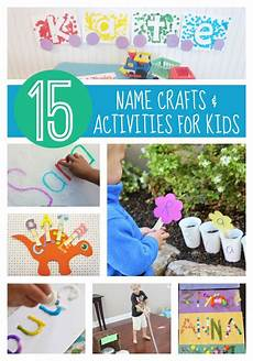 toddler approved 15 name crafts and activities for kids