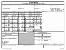 da form 7814 download fillable pdf or fill online pistol scorecard templateroller