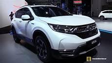 2018 honda crv hybrid exterior walkaround 2017