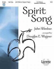 spirit song sheet music by wimber sheet music plus