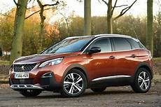 Peugeot Suv 3008 Peugeot 3008 Suv 2017 Pictures Carbuyer