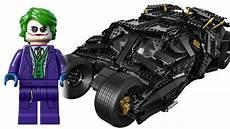 the ultimate lego batmobile set ign