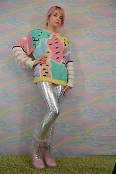 80s pastel grunge oversize sweater soft grunge pastel