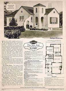 spanish colonial revival house plans 1920 s spanish bungalow floor plans google search