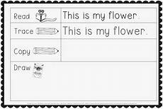 writing sentence worksheets kindergarten 22192 sliding into summer with a freebie clever classroom