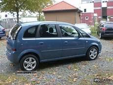 opel meriva 1 7 cdti 2007 opel meriva 1 7 cdti dpf cosmo car photo and specs