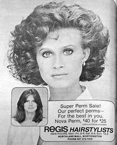 1985 big perm before and after hair permed hairstyles vintage hair salons regis hair salon
