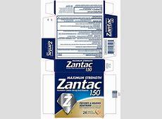 where is zantac made