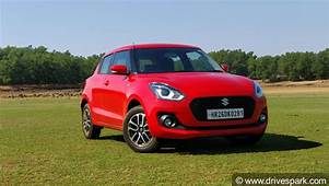 New Maruti Swift 2018 Launch Date & Expected Price