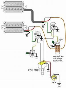 wiring diagram for humbuckers guitarheads pickup wiring humbucker