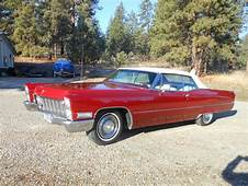 1968 Cadillac Coupe DeVille For Sale  ClassicCarscom