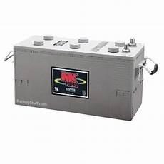 Mk Battery 12 Volt 183 Ah Cycle Gel Rv Marine Battery