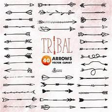 clipart frecce tribal clipart frecce 40 vector file digitali disegnato