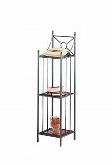 scaffali ferro battuto etagere liberty in ferro battuto con ripiani in ferro r 0931