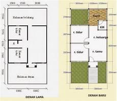 17 Gambar Sketsa Denah Rumah Sederhana Terlengkap