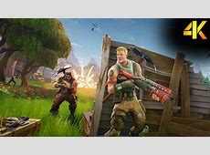 Fortnite 4K Performance Test   GTX 1080 Ti   i7 8700K
