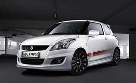 2011 Suzuki Swift X ITE Accessories Released In Germany