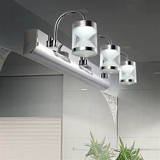 3 3w led acrylic bathroom front mirror lights toilet wall