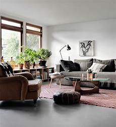 Relaxed Boho Home Filled With Mid Century Design