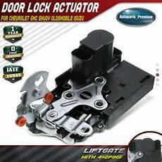 how to install door lock actuator 1999 isuzu door lock actuator tailgate for buick chevrolet gmc isuzu oldsmobile saab 931298 ebay