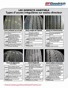 duree de vie d un pneu usure du pneu pneus poids lourd bfgoodrich