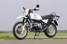 Moto Classique Bmw R80 G S Le Chef D Oeuvre De Bmw
