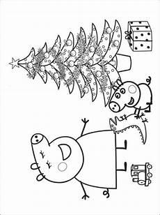Peppa Wutz Ausmalbilder Weihnachten Im 225 Genes De Peppa Pig Peppa Wutz Weihnachten