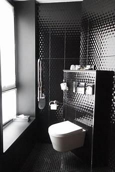 exemple pour une d 233 coration wc noir et blanc