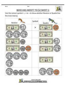 money printable worksheets 3rd grade 2692 2nd grade money worksheets up to 2 money worksheets money math worksheets money math