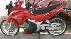 Modifikasi Honda Cs1 by Cah Gagah Modifikasi Motor Honda Cs1 Airbrush
