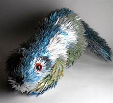 stunning sculptures made from discarded cd stunning sculptures made from discarded cd fragments