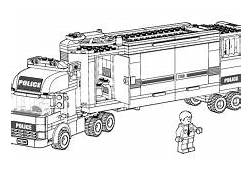 Car Transporter Cars Carrier Coloring Pages  Best Place